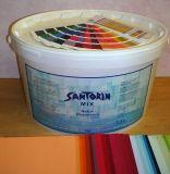 SANTORIN Naturdispersion- Mix dunkle Töne 6 l
