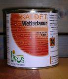 LIVOS KALDET-Wetterlasur 281 buchsbaum 0,375 l