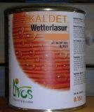LIVOS KALDET-Wetterlasur 281 buchsbaum 0,75 l