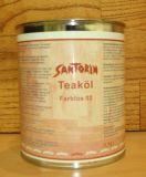SANTORIN Teaköl farblos 2,5 l