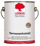 LEINOS Terrassenholzöl 236 farblos 002 2,5 l