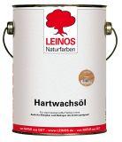 LEINOS Hartwachsöl 290 farblos 2,5 l